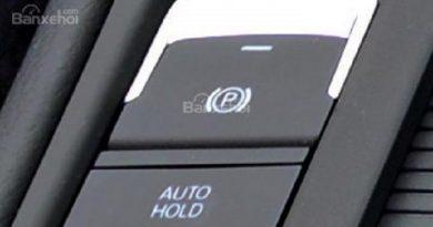 Những tính năng tự động giữ phanh auto-hold brakes nổi trội