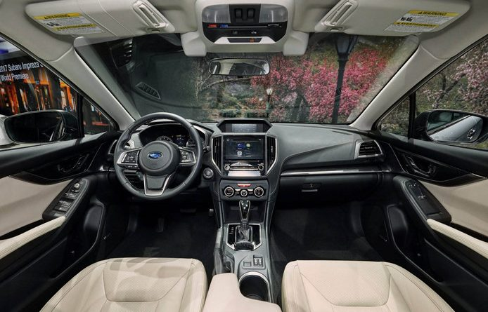 5 nội thất ôtô siêu đẹp trong năm 2017 mà bạn chưa biết - Tin tức
