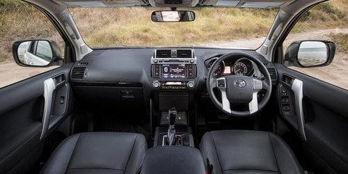 Toyota Prado ra mắt bản đặc biệt giá 1,5 tỷ đồng tại Việt Nam