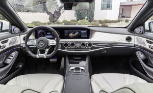 Xe sang Mercedes-Maybach S560 2018 sắp ra mắt với giá mềm dẻo