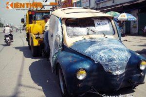 Renault 4CV, Ôtô TAXI Renault 4CV