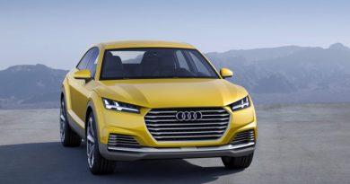 Audi Q4 RS 2019