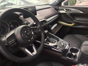 Mazda CX-9 2017 lộ diện tại Tp Hồ Chí Minh với giá 2,3 tỷ đồng