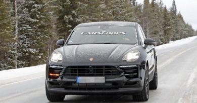 Lộ diện Porsche Macan 2019 trên đường chạy thử nghiệm