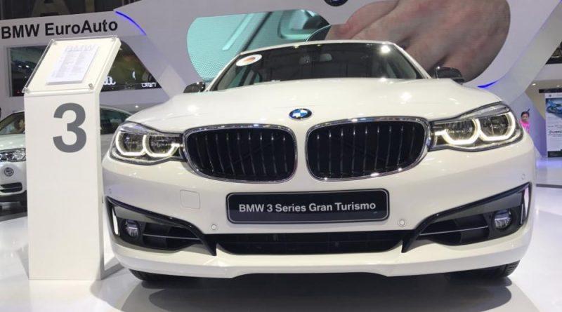 BMW 320i dáng thể thao với giá bán 1,667 tỷ đồng ở Việt Nam