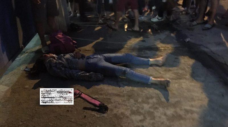 Xe khách Hưng Thành tông vào 1 thai phụ gây nguy hiểm tính mạng