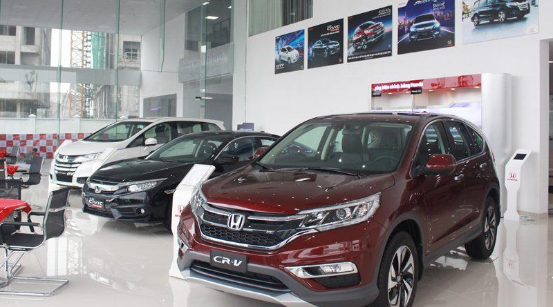 Honda kiểm tra 19 hạng mục cho ô tô miễn phí trong năm 2017