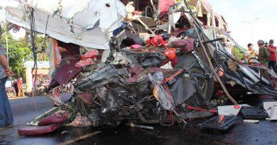 Tai nạn giao thông ở Gia Lai