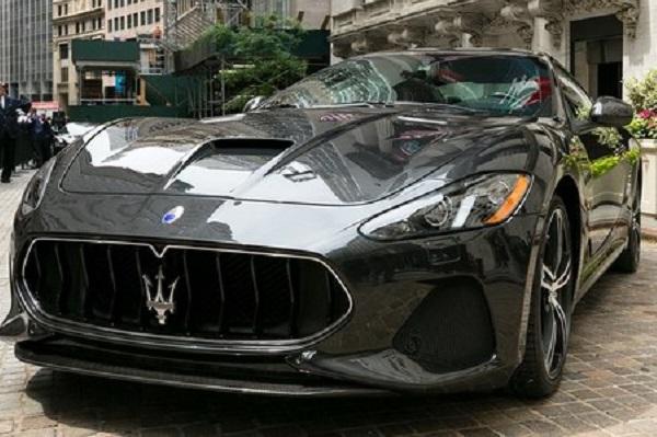 Maserati GranTurismo 2018 sẽ được trưng bày tại Úc và New Zealand vào đầu năm 2018