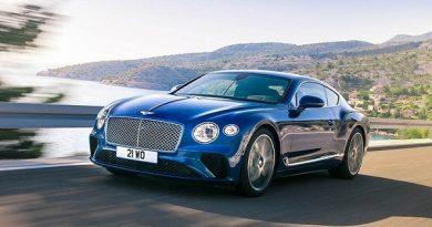 Hình ảnh siêu xe Bentley Continental GT 2018