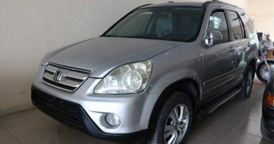 Honda CR-V 2003 được ưa chuộng nhất tại thị trường ô tô Việt