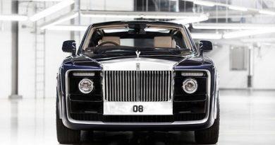 13 triệu USD cho Rolls-Royce để có siêu xe Sweptail đắt giá nhất lịch sử nhân loại