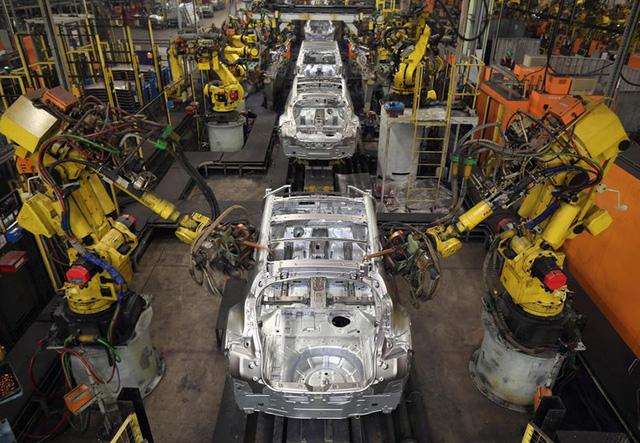 thép kém chất lượng, sử dụng thép kém chất lượng trong sản xuất ô tô