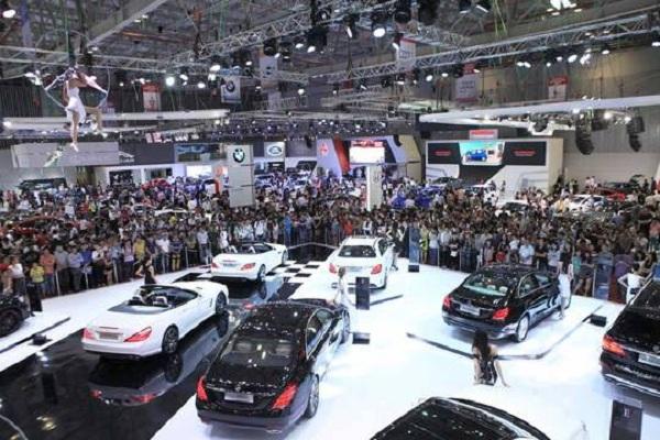 thị trường ô tô