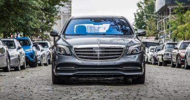 trải nghiệm ô tô, trải nghiệm công nghệ ô tô, Mercedes S-Class 2018