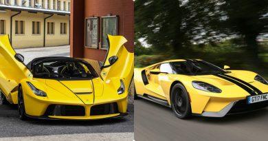 Ngắm ngay 10 mẫu xe đẹp nhất thế giới năm 2017