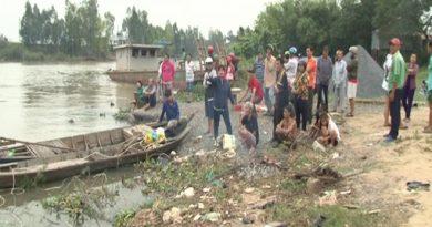 đuối nước, đuối nước thương tâm 3 chị em trong cùng một gia đình đều tử vong