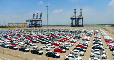 ô tô nhập khẩu đã tới việt nam