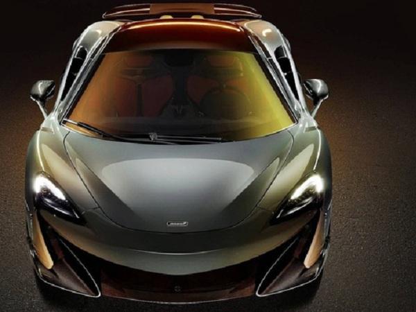 Dòng xe Longtail (LT) thứ 4 của McLaren sở hữu công suất 592 mã lực và nhẹ hơn bản gốc 570S Coupe tới gần 100 kg.