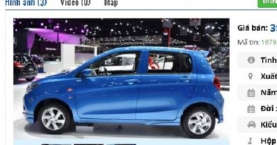 Suzuki và vị thế trên thị trường ô tô Việt
