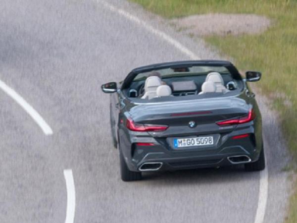 Mẫu xe mui trần BMW serie 8 2019 dự định trình làng vào giữa năm sau.