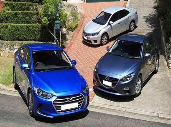 3 ông lớn Hyundai, Toyota và Trường Hải nắm giữ hơn 3/4 thị phần thị trường ôtô.