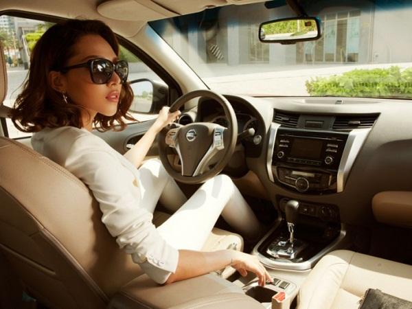 Nhiều người không thấy an tâm khi ngồi sau tay lái của phụ nữ