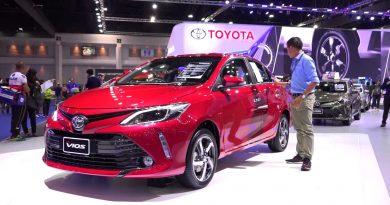 Toyota Việt Nam ra mắt Toyota Vios 2018 mới, giá từ 531 triệu đồng