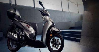 Honda SH 300i 2019 đã xuất hiện tại Việt Nam sau 2 tuần ra mắt