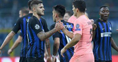 Inter xuất sắc cầm hòa Barca