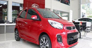 Trong tháng 11/2018 Xe Kia Morning tăng giá 3 triệu đồng