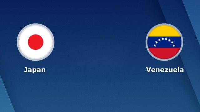 Nhận định Nhật Bản vs Venezuela