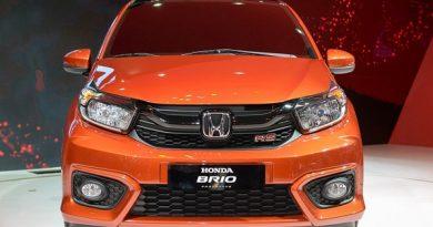 Honda Brio sắp về Việt Nam với giá hơn 300 triệu đồng