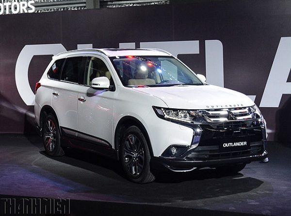 3 đợt triệu hồi xe Mitsubishi Outlander liên tiếp tại Việt Nam do dính lỗi
