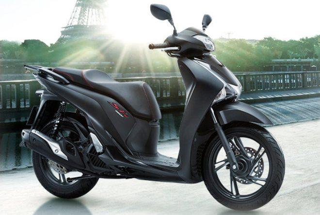 Cập nhật bảng giá xe Honda mới nhất tháng 1/2019