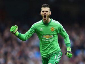 De Gea muốn cùng Man Utd trở lại nhóm dự Champions League