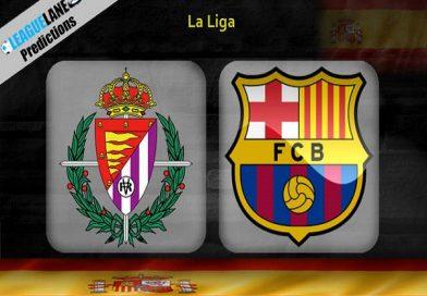 Nhận định Barcelona vs Valladolid, 2h45 ngày 17/02