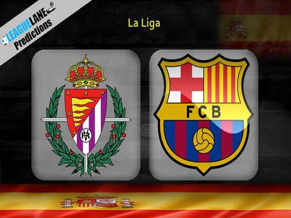 Nhận định Barcelona vs Valladolid