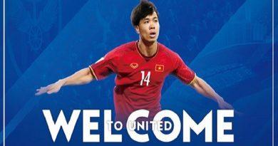 Công Phượng chính thức gia nhập Incheon với số áo 23