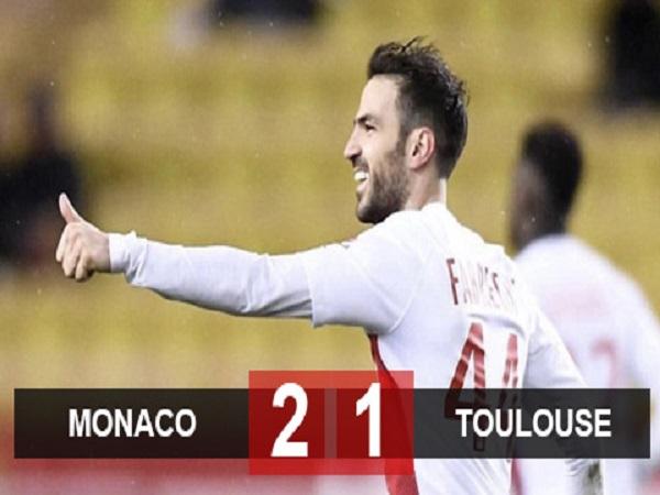 Monaco 2-1 Toulouse