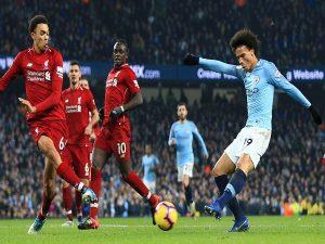 Liverpool hay Man City đang chiếm ưu thế