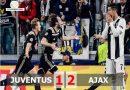 Ngựa ô Ajax lội ngược dòng tiễn đưa Juventus về nước