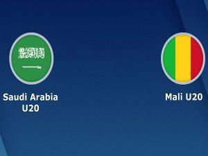 Soi kèo U20 Saudi Arabia vs U20 Mali, 1h30 ngày 29/05