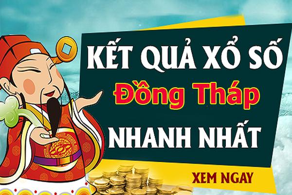 Soi cầu XS Đồng Tháp chính xác thứ 2 ngày 29/07/2019