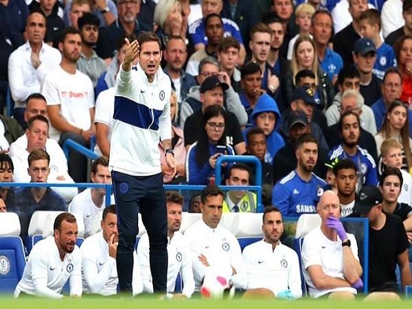 Chelsea có tạo ra cơ hội trong hiệp 2