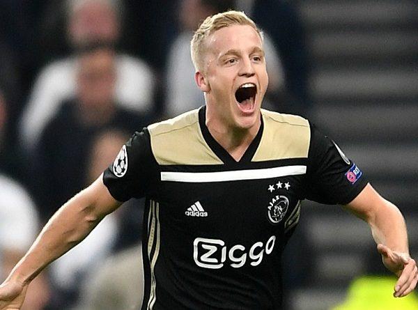 Chuyển nhượng 13/8: Donny van de Beek xác nhận vụ Real Madrid