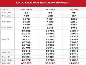 Dự đoán XSMN ngày 26/09 khả năng trúng cao nhất