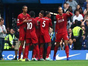 Liverpool lập kỉ lục chưa từng có trong lịch sử Ngoại hạng Anh