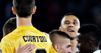 Keylor Navas nói gì sau khi cùng PSG đánh bại Real?