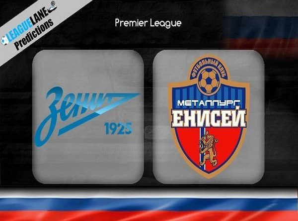 Nhận định Yenisey vs Zenit, 19h30 ngày 25/09
